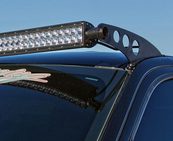 Hoge kwaliteit high power led bar montage beugel voor jeep - Aangepaste bar ...