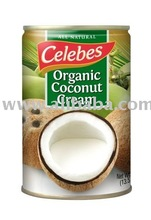 Organc Coconut Milk and Coconut Cream