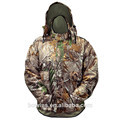 impermeável roupa de caça