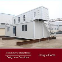 portable used designed complete functions container villa