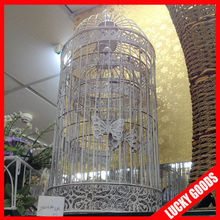 big size iron decorative bird cages for sale