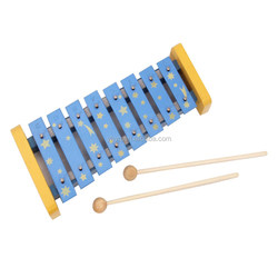 TL15 xylophone music notes ,Early Music Perception Children Six Sound Wooden Xylophone