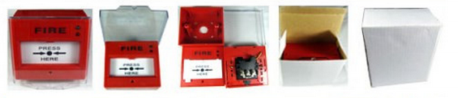 Conventional Fire Alarm Resettable Manual Call Point