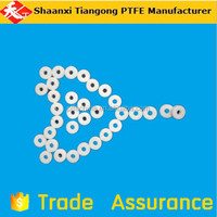 Inert to most chemicals and solvents pure ptfe gasket