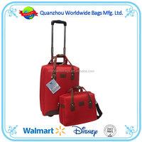 2015 autumn canton fair ladies laptop trolley bag luggage bag