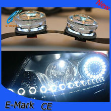 B-deals 2015 waterproof led daytime running light,flexible dual color led car light k5 tear light for all cars