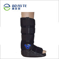 orthopedic leg ankle support brace for foot drop(AFT-1038)