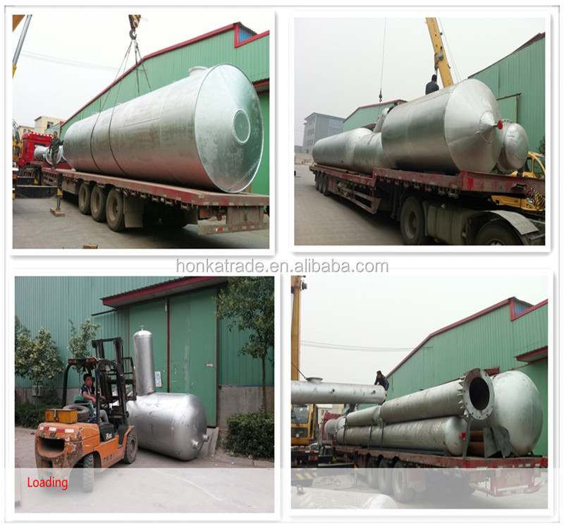 Waste Motor Oil Recycling Machine To Recycle Raw Oil