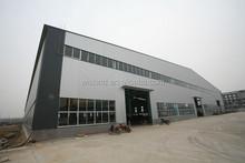 cheap prefab steel construction warehouse