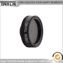 Factory price universal CPL filter lens for iphone 6 CPL lens for mobile phone