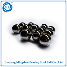 AISI E52100 solid chrome steel metal bearing ball