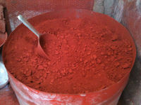 paint industry iron oxide red 130
