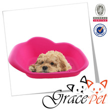 Wholesale High Quality Small Dog Bed And Cat Plastic Bed