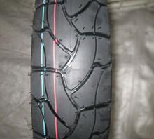 Motorcycle tubeless tyre 3.50-10