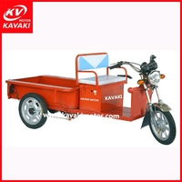 Chinese three wheel electric motorcycle / cargo electric tricycle / wholesale 3 wheel adult electric motor scooter for sale