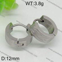 With outstanding customer service steel earring in game