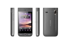 Barato PDA cuentan con teléfono con pantalla a color pantalla táctil de funciones de teléfono M-HORSE W9600