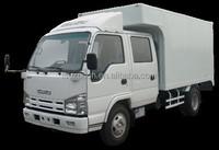 Double Cabin 100P Mini Truck with ISUZU Technology