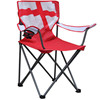 Outdoor folding camping chair with carry bag/Beach leisure chair