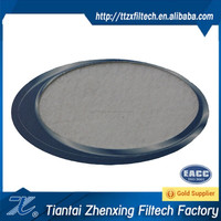polyester needle punched felt filter cloth filter material