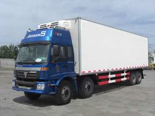 iveco cold and fresh meat transportation CKD refrigerated truck body