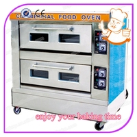 Bakery Baking Equipment Commercial Wholesale Price Bread Deck Oven/ Electric Oven/ Bread Oven