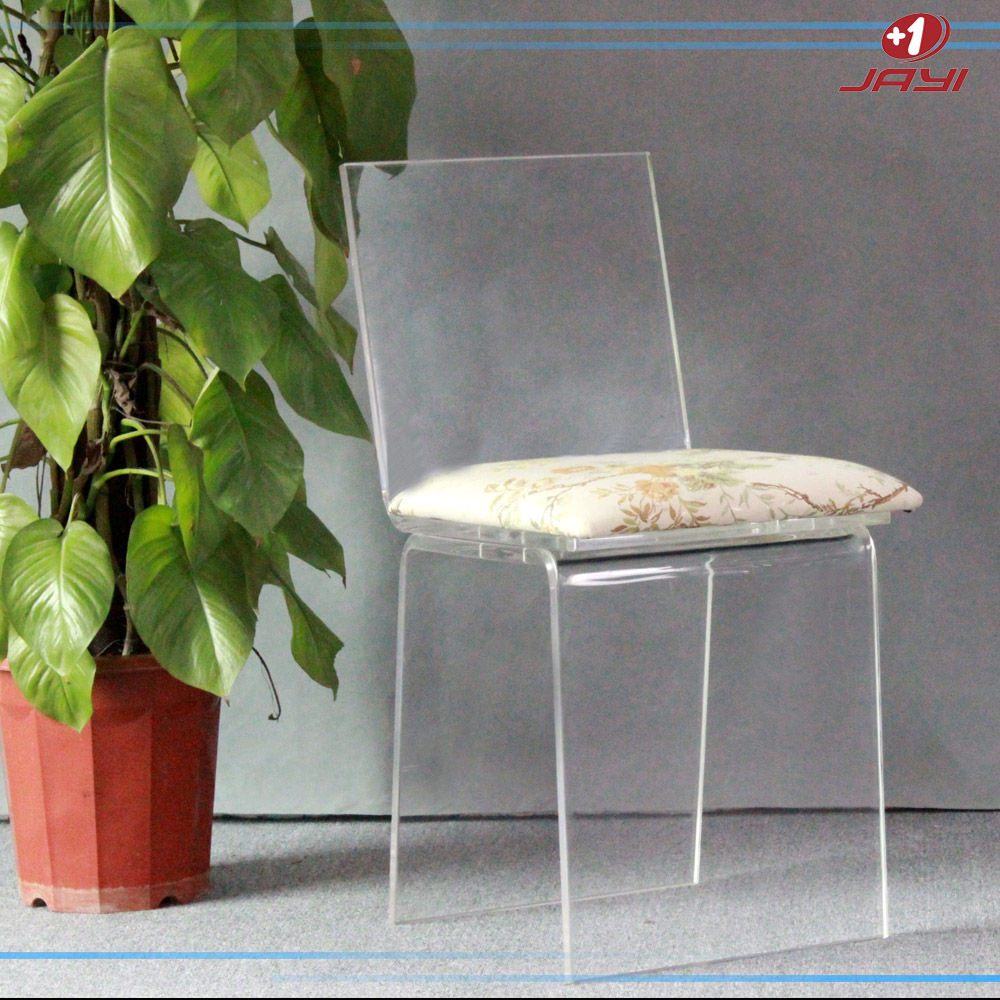 Clear Vanity Chair jayi acrylic furniture lucite vanity chair ...
