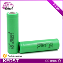 Authentic wholesale 2500mah samsung 25r for Power Tools High drain Samsung 25R IMR 18650 battery
