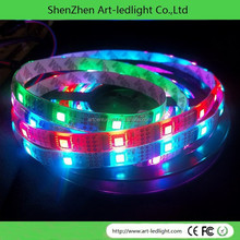 ir wirless rgb ws2801 led controller music contol 5050 rgb strip colors jumpy changing via music sound