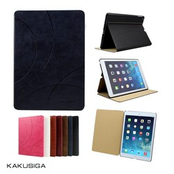 KAKUSIGA professional flip leather unbreakable case for ipad air 5 from alibaba