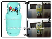 R134a Refrigerant CE cylinder