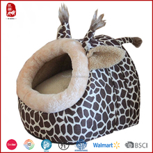 2015 good quality customize dog house plush Chinese supplier