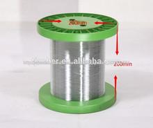 0.18mm estropajo de alambre( 17kgs/carrete din 200)