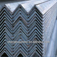 Steel factory Yiwu Mild Steel Angle Weight Wholesale/Structural Steel