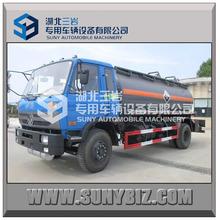 Fantastic service provided hydrochloric acid tanker truck ,chemical liquid tanker truck