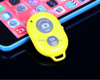 Wireless Remote Selfie Shutter For Bluetooth Monopod Android IOS iPhone 5 5S 6 6 Plus