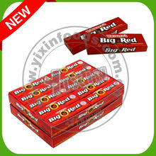 Big red chewing gum