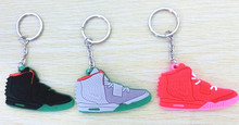 air jordan shoes keychain / nike huarache shoe key chain