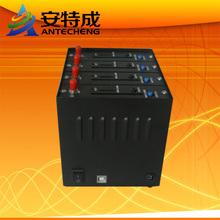 Linux support 4 ports bulk sms modem pool gsm modem tc35