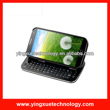 Detachable Hard Shell Wireless Bluetooth Keyboard for Samsung Galaxy S 4 i9500 i9505