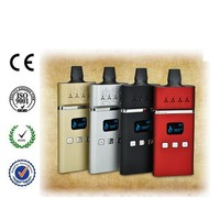New Arrivals TAITANVS E Cigarette VS2 japan electronic cigarette e cig model