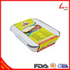 Large Deep Hard Aluminum Food Containers With Lid