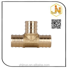 t connector pipe fitting
