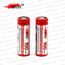 18500 /16500 3.7v 1400mah li-ion rechargeable battery for metal detector , electronic cigarette digital photo frame