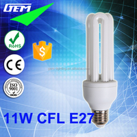 Saving Energy 5-105W B22 E27 Compact Fluorescent Lighting With CE