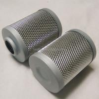 Supply Stainless steel diamond mesh High Pressure Oil filter HX-400X10 Demalong oil filter cartridge