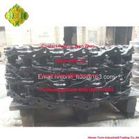 SH280 Excavator Track Link,Lubricated Track Chain Assembly