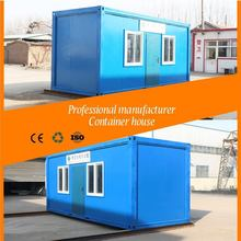 Perfect 20ft trailer prefabricated building houses