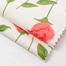 50s*50s Cotton Poplin Printed Fabric from China