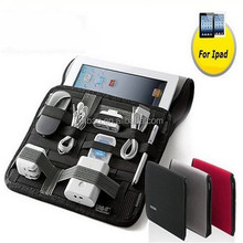 """COCOON Grid-It Wrap 10 (Black) Case+Organizer for 10"""" iPad/Tablets"""